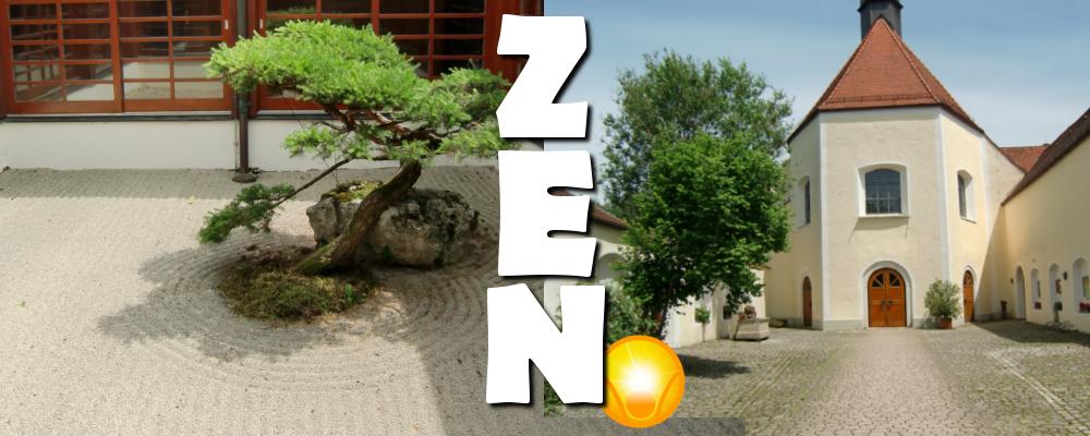 Zen im Kloster Dietfurt